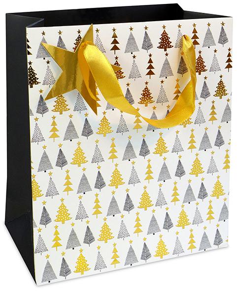 Geschenktasche Weihnachtsbaum 1622-17557 Sparkling Tree