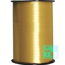 Geschenkband Gold 015