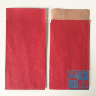 Geschenktüten Rot, 7x13cm, 200st