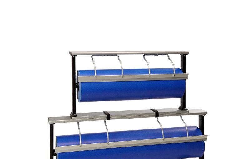 Tischapparat - Aufsatzapparat für Papierabrollapparat: Serie 200 Alu