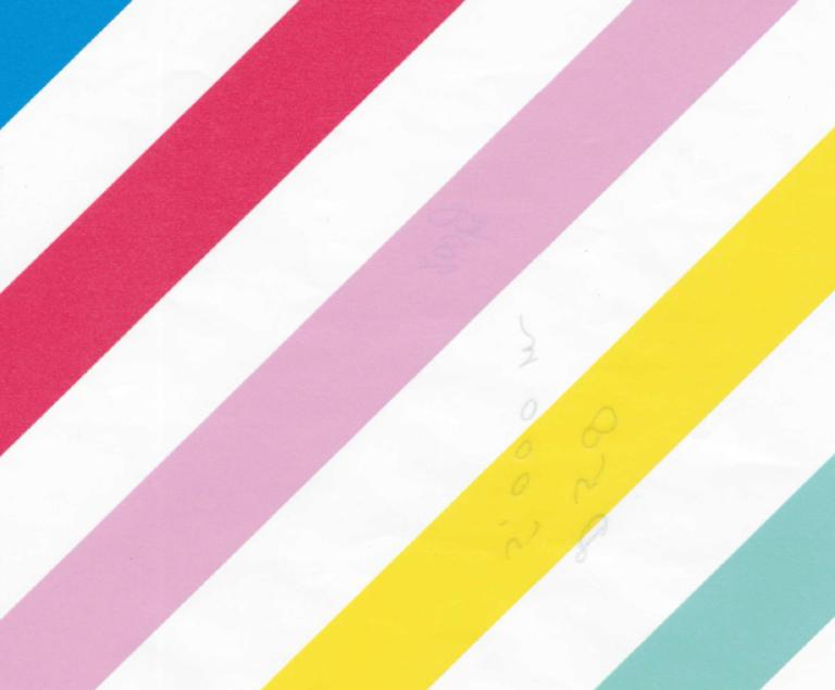 Geschenkpapier Diagonale Streifen BTS-12