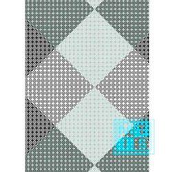 Geschenkpapier Graphic Square Mint