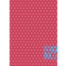 Geschenkpapier Weihnachten K691475/7 Chic Red
