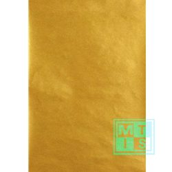 Kraftpapier: Uni Gold 4209