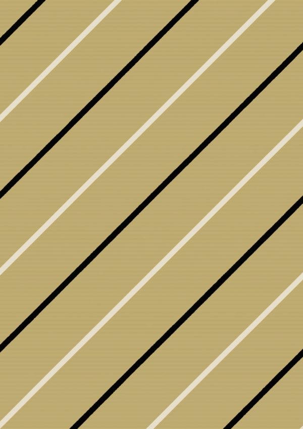 Geschenkpapier Diagonal Linien Schwarz Weiß