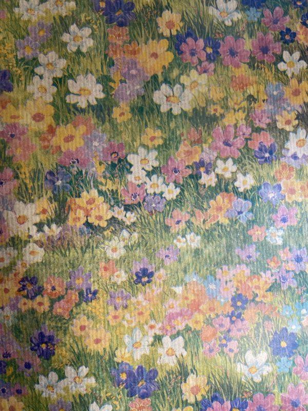 24 Vellen cadeaupapier Romantische Bloemen 50x70cm