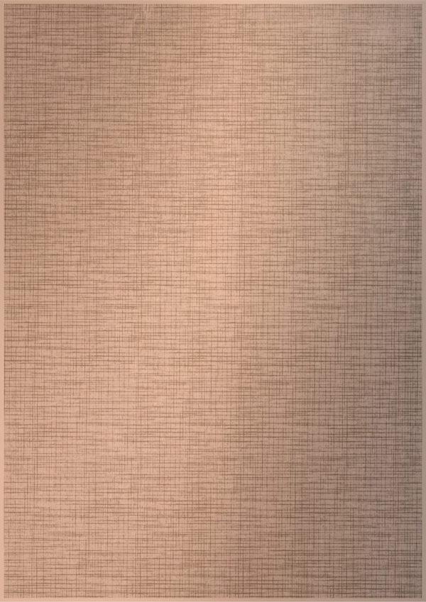 Geschenkpapier Rose Gold Leinen Muster