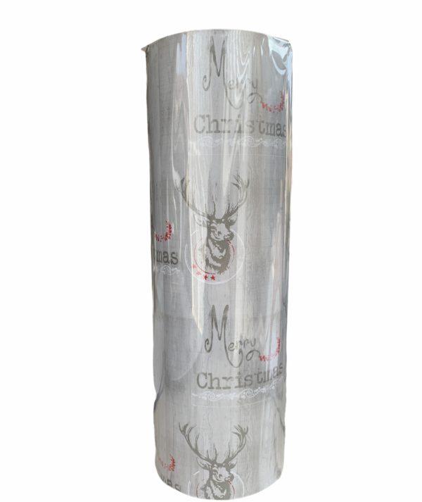 Weihnachtspapier Weihnachten und Rentier C4160