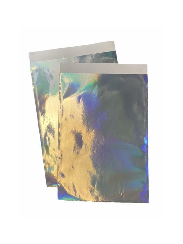 Geschenktüten Holographischer Regenbogen