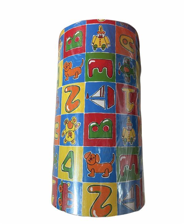 Geschenkpapier Kinderspielzeug